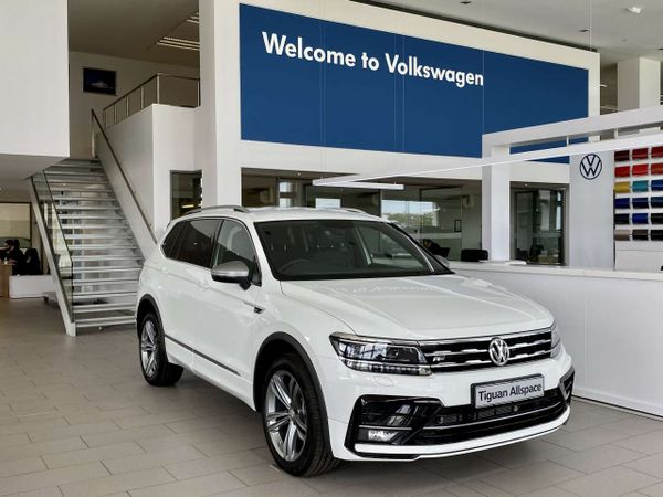 2020 Volkswagen Tiguan AllSpace 1.4 TSI CLINE DSG 110KW Eastern Cape Jeffreys Bay_0