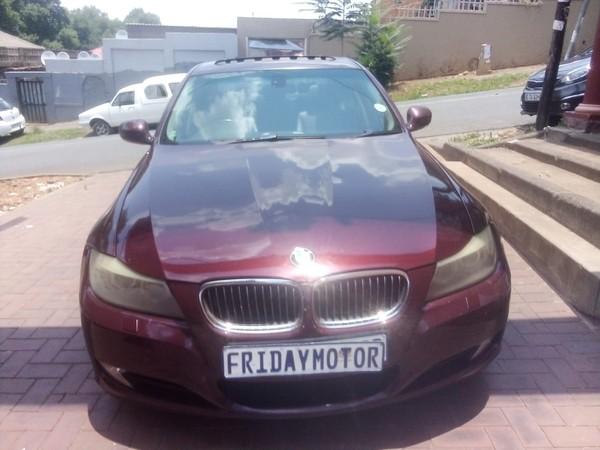 2009 BMW 3 Series 320i Exclusive e90  Gauteng Johannesburg_0