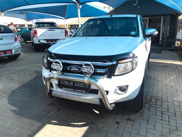 2012 Ford Ranger 3.2tdci Xlt Pu Dc  North West Province Hartbeespoort_0