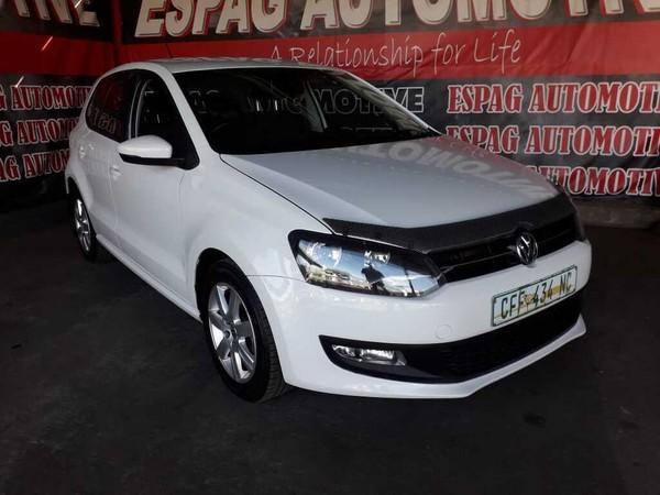 2012 Volkswagen Polo 1.6 Tdi Comfortline 5dr  Gauteng Pretoria_0