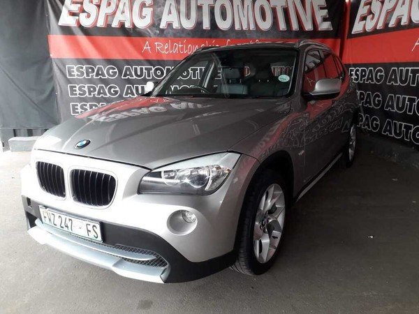 2010 BMW X1 Sdrive18i  Gauteng Pretoria_0