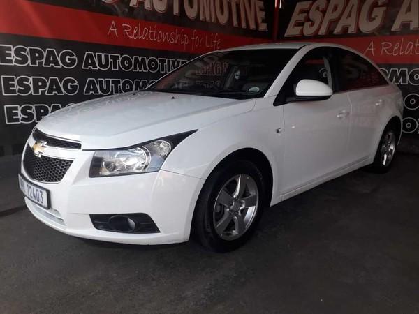 2012 Chevrolet Cruze 1.6 Ls  Gauteng Pretoria_0