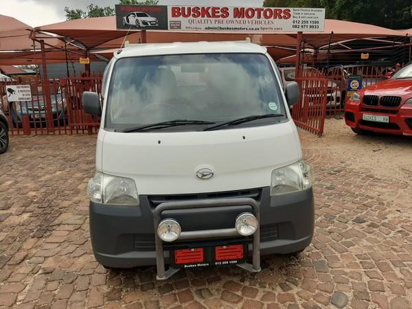 2013 Daihatsu Gran Max 1.5 High Pu Ds  North West Province Hartbeespoort_0