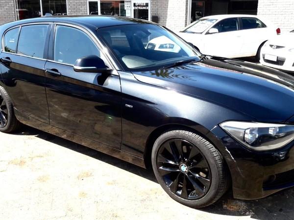 2011 BMW 1 Series 118i Urban Line 5dr f20  Western Cape Plumstead_0