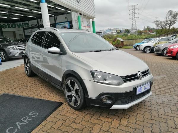 2012 Volkswagen Polo 1.6 Tdi Cross  Kwazulu Natal Pinetown_0