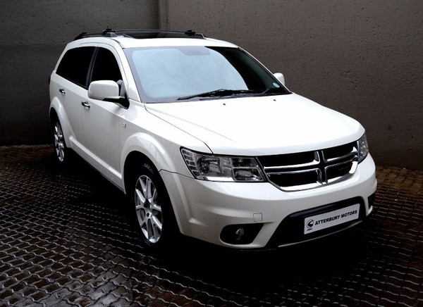 2013 Dodge Journey 3.6 V6 Rt At  Gauteng Pretoria_0