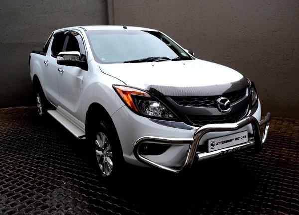 2015 Mazda BT-50 2.2 TDi Hpower SLE Bakkie Double cab Gauteng Pretoria_0
