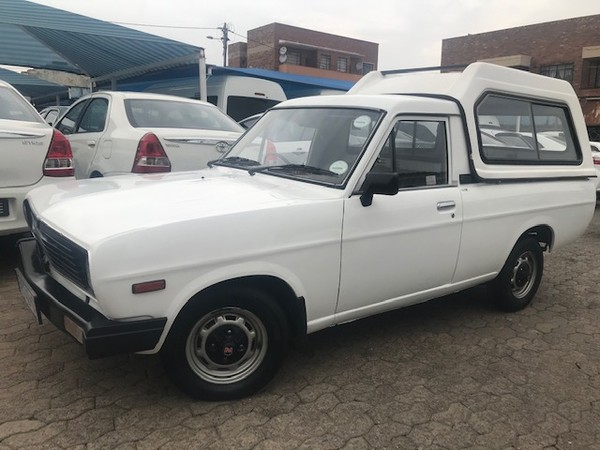 1993 Nissan 1400 Bakkie Std 5 Speed 408 Pu Sc  Gauteng Roodepoort_0