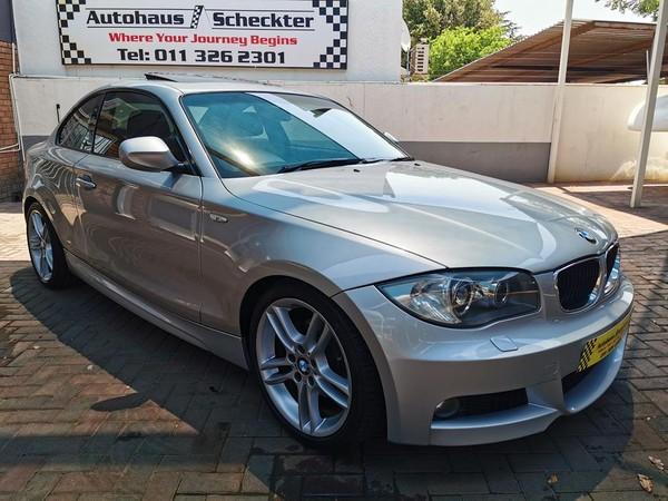 2010 BMW 1 Series 125i Coupe Sport At  Gauteng Randburg_0