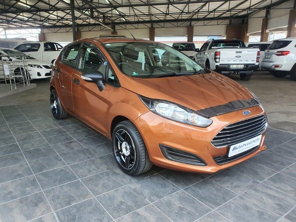 2013 Ford Fiesta 1.4 Ambiente 5-Door Limpopo Polokwane_0