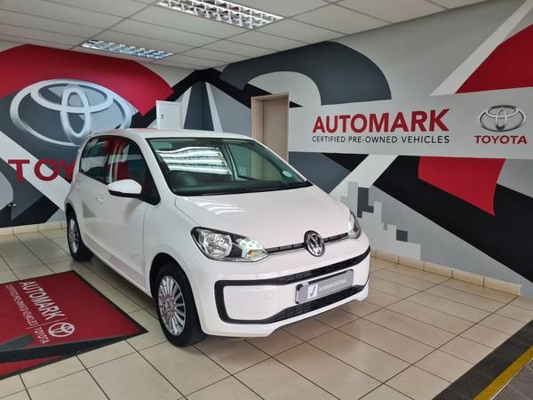 2017 Volkswagen Up Move UP 1.0 5-Door North West Province Lichtenburg_0
