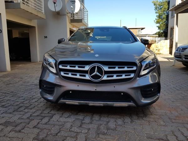 2018 Mercedes-Benz GLA-Class 200d Auto Gauteng Johannesburg_0