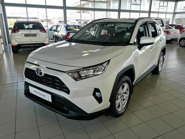 2019 Toyota Rav 4 2.0 GX CVT Eastern Cape East London_0
