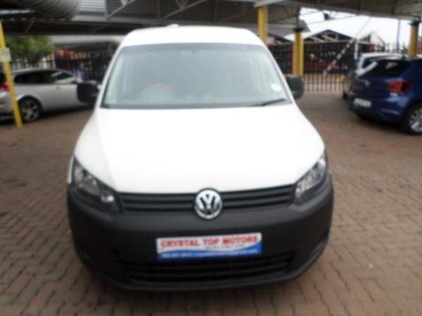 2015 Volkswagen Caddy 1.6i Trendline  Gauteng Kempton Park_0