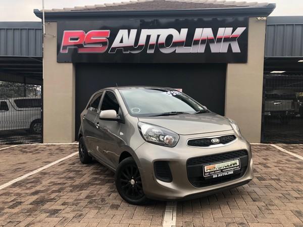2016 Kia Picanto 1.0 LS Mpumalanga Witbank_0