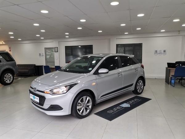 2018 Hyundai i20 1.2 Motion Kwazulu Natal Pinetown_0