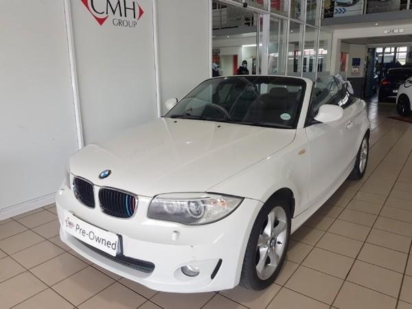 2013 BMW 1 Series 120i Convertible At  Kwazulu Natal Umhlanga Rocks_0