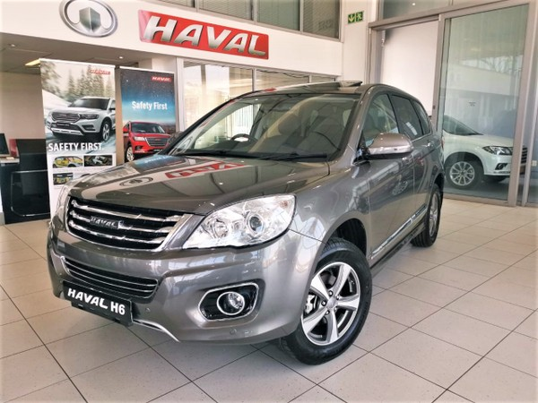 2021 Haval H6 1.5T Luxury Gauteng Four Ways_0