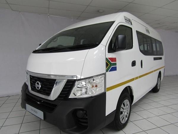 2020 Nissan NV350 2.5 16 Seat Western Cape Milnerton_0