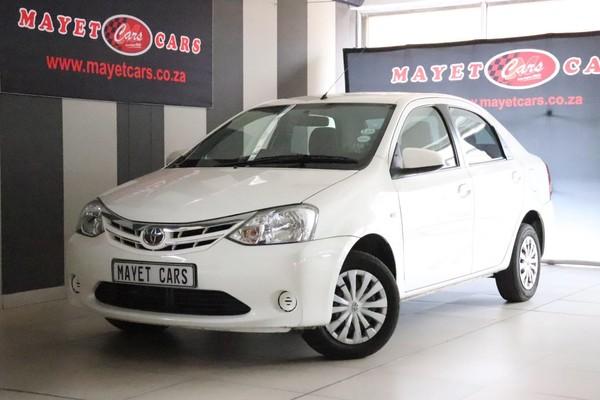 2019 Toyota Etios 1.5 Xi  Mpumalanga Delmas_0
