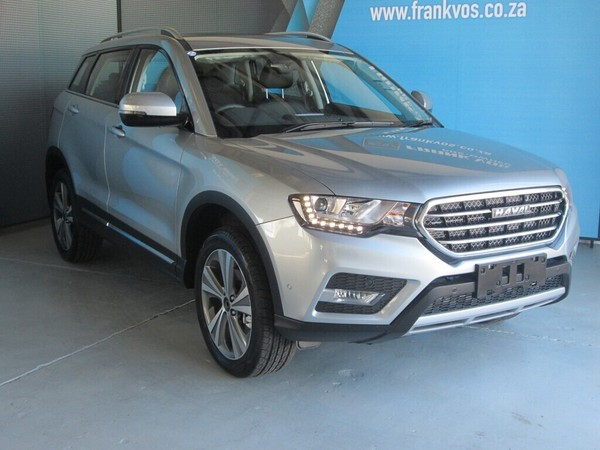 2020 Haval H6 C 2.0T Luxury Western Cape Somerset West_0