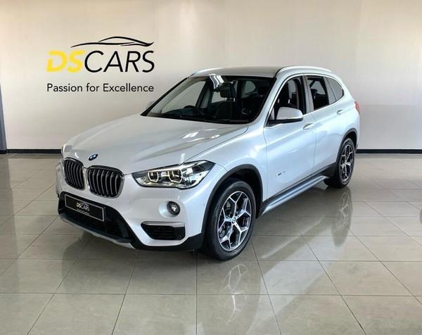 2016 BMW X1 sDRIVE20d Auto Western Cape Century City_0