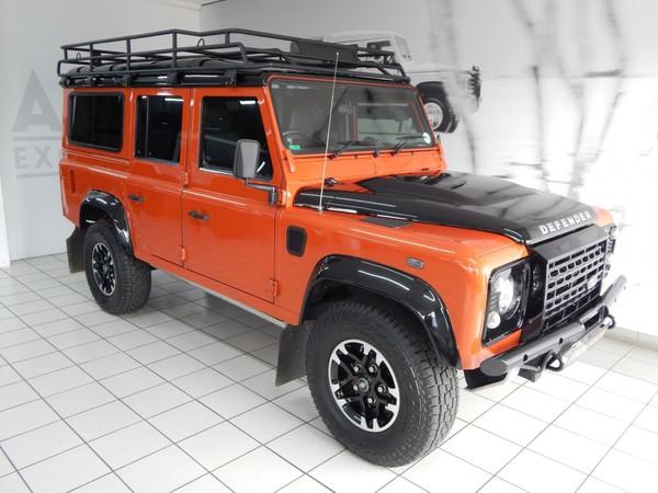 2015 Land Rover Defender 110 2.2D SW Adventure Gauteng Centurion_0