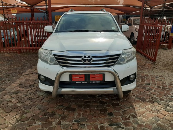 2011 Toyota Fortuner 4.0 V6 Rb At  North West Province Hartbeespoort_0