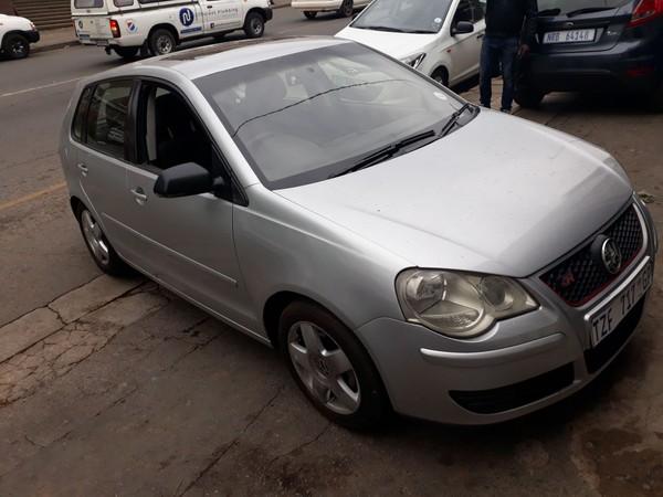 2008 Volkswagen Polo 1.6 Comfortline  Gauteng Jeppestown_0