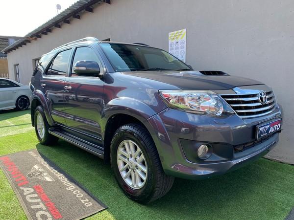 2012 Toyota Fortuner 3.0d-4d 4x4 At  Gauteng Boksburg_0