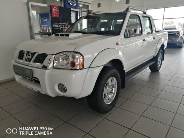 2020 Nissan NP300 Hardbody 2.5 TDi HI-RIDER Double Cab Bakkie Western Cape Vredenburg_0