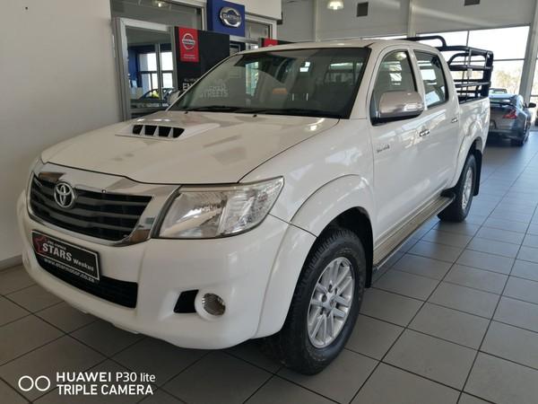 2013 Toyota Hilux 3.0 D-4d Raider 4x4 At Pu Dc  Western Cape Vredenburg_0
