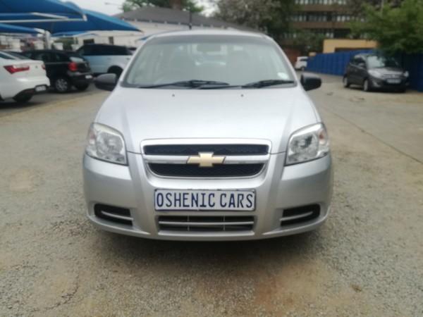 2012 Chevrolet Aveo 1.6 L  Gauteng Kempton Park_0