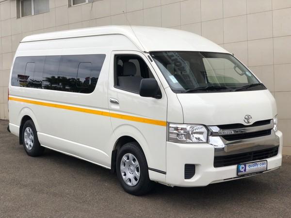 2018 Toyota Quantum 2.5 D-4d 14 Seat  Kwazulu Natal Richards Bay_0