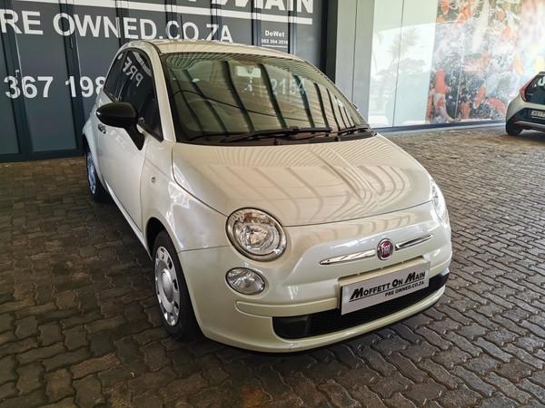 2016 Fiat 500 1.2  Eastern Cape Port Elizabeth_0