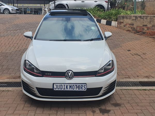 2015 Volkswagen Golf VII GTi 2.0 TSI DSG Gauteng Johannesburg_0