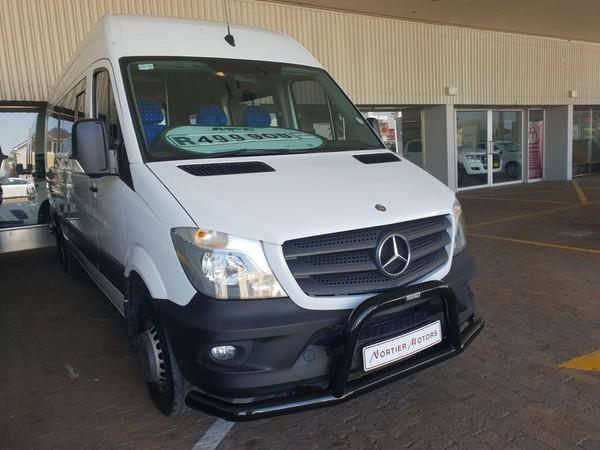 2015 Mercedes-Benz Sprinter 515 CDI XL FC Panel Van Western Cape Worcester_0