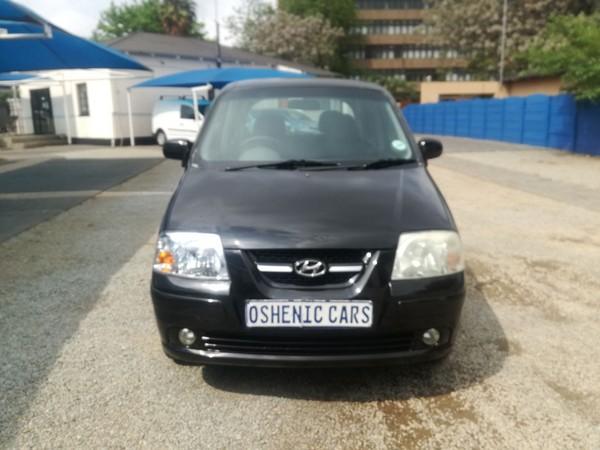 2006 Hyundai Atos 1.1 Gls  Gauteng Kempton Park_0
