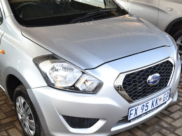 2017 Datsun Go 1.2 LUX AB Free State Bloemfontein_0