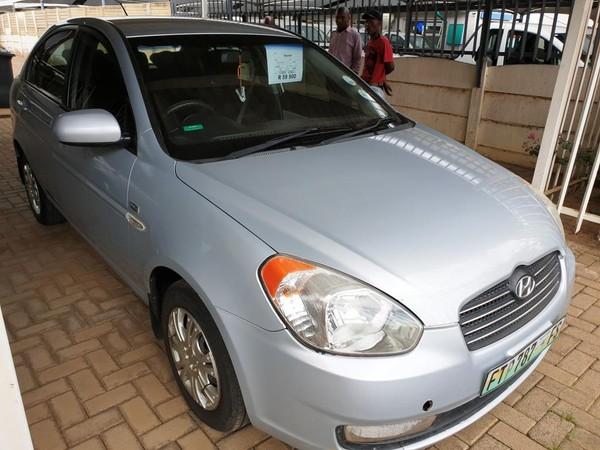 2011 Hyundai Accent 1.6 Gls  Free State Bloemfontein_0
