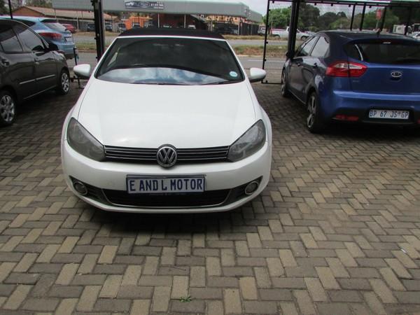 2012 Volkswagen Golf Vi  2.0 Tsi R  Gauteng Kempton Park_0