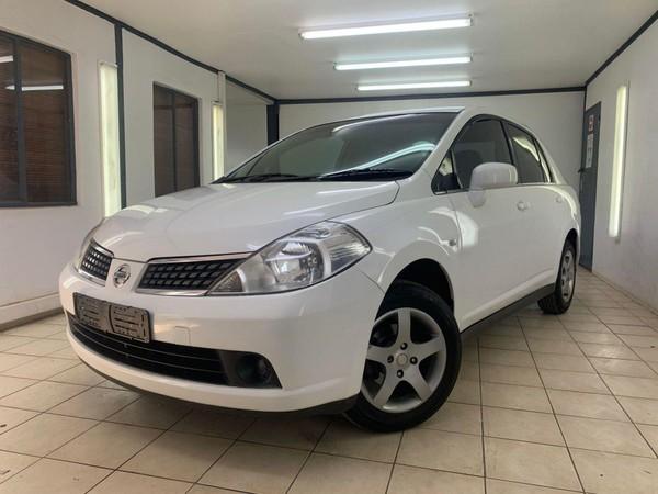 2012 Nissan Tiida 1.6 Visia  MT Sedan Gauteng Pretoria_0