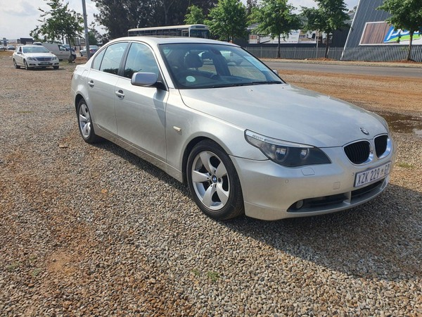2004 BMW 5 Series 530d At e60  Gauteng Lenasia_0
