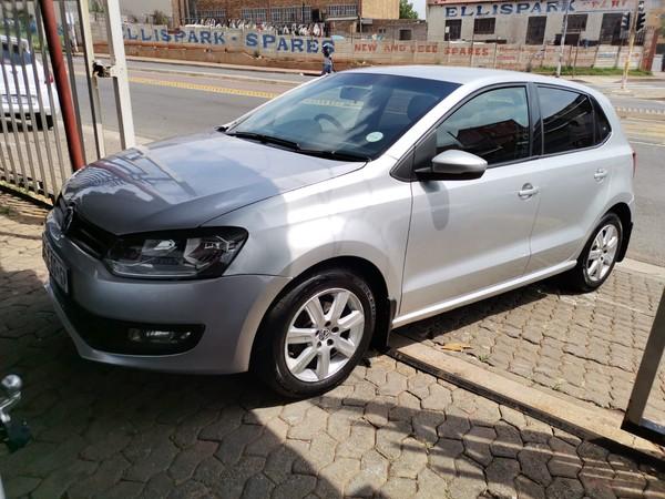 2012 Volkswagen Polo 1.4 Trendline  Gauteng Jeppestown_0