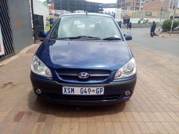 2008 Hyundai Getz 1.4  Gauteng Germiston_0