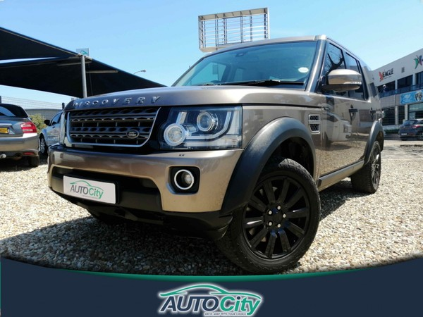 2015 Land Rover Discovery 4 3.0 SDV6 S Western Cape Bellville_0