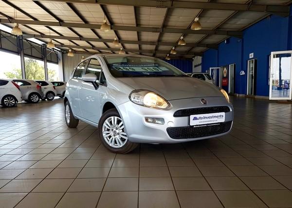 2014 Fiat Punto 1.4 Easy 5dr  Mpumalanga Middelburg_0