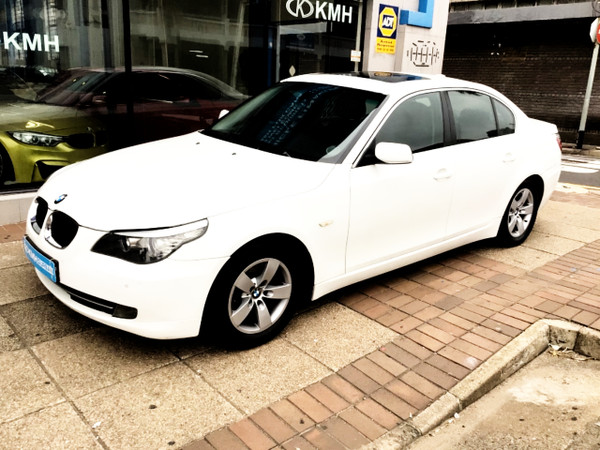 2009 BMW 5 Series 525i Exclusive At e60  Kwazulu Natal Durban_0
