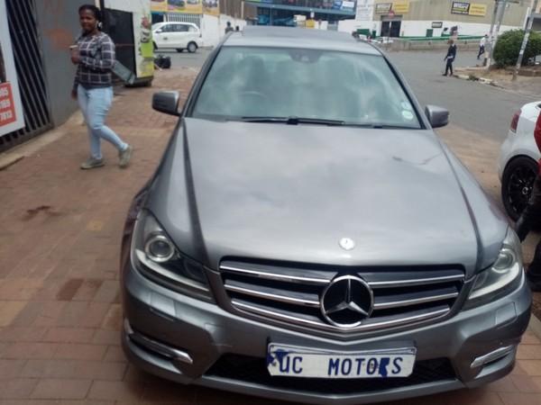 2012 Mercedes-Benz C-Class C300 Avantgarde At  Gauteng Germiston_0