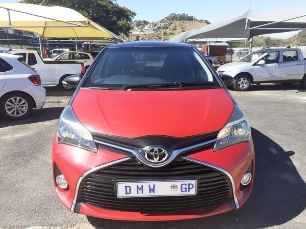 2016 Toyota Yaris 1.3 5-Door Gauteng Johannesburg_0